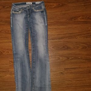 BKE Leo Boot Cut 28L Inseam Apx 33""